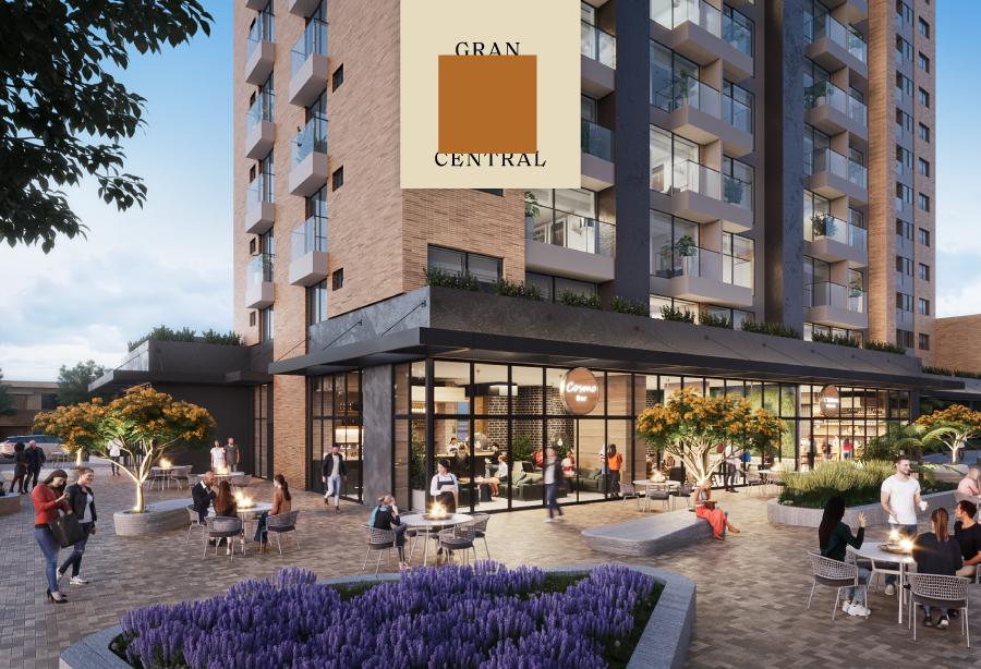 Proyecto de vivienda Gran Central