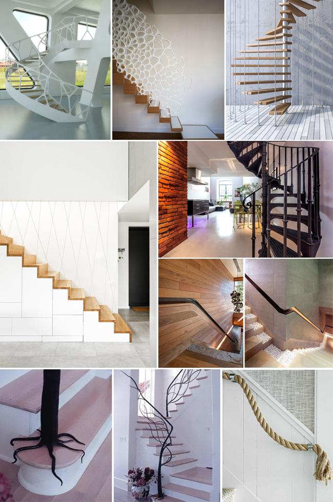 escaleras poco convencionales