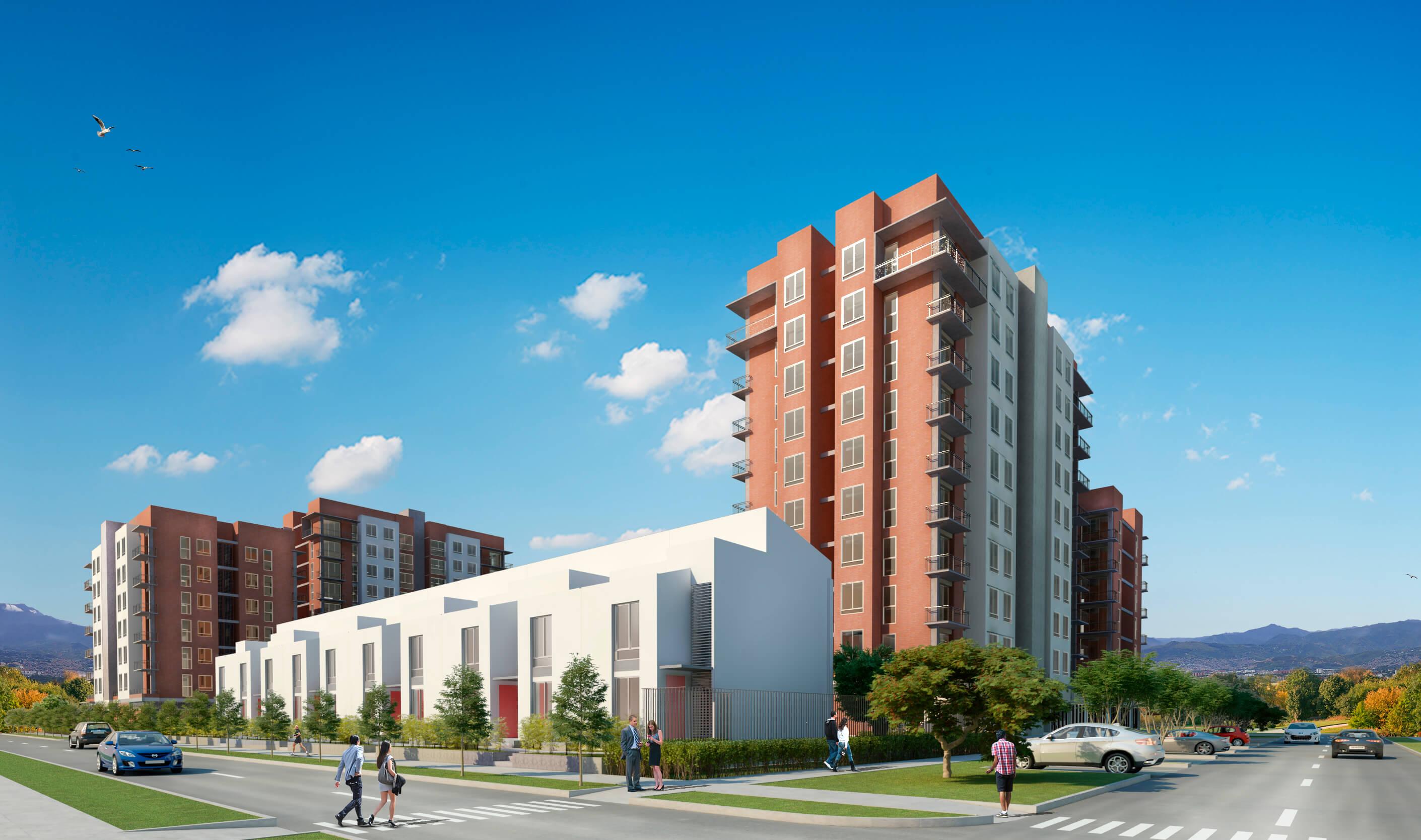 Celeste parque residencial casa en valle del lili cali m2 262 421 407 proyectos - Casa nueva viviendas ...