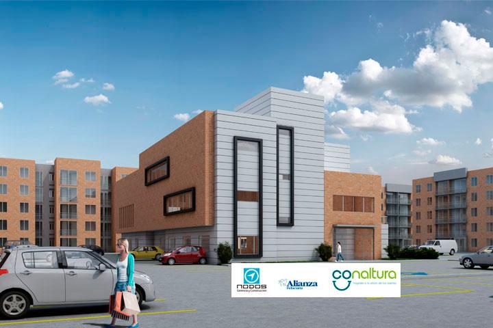 Canarias apartamento en variante cajic zipaquir - Constructoras en tenerife ...