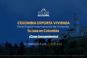 Feria vivienda tu casa en colombia