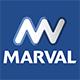 Logo Constructora Marval