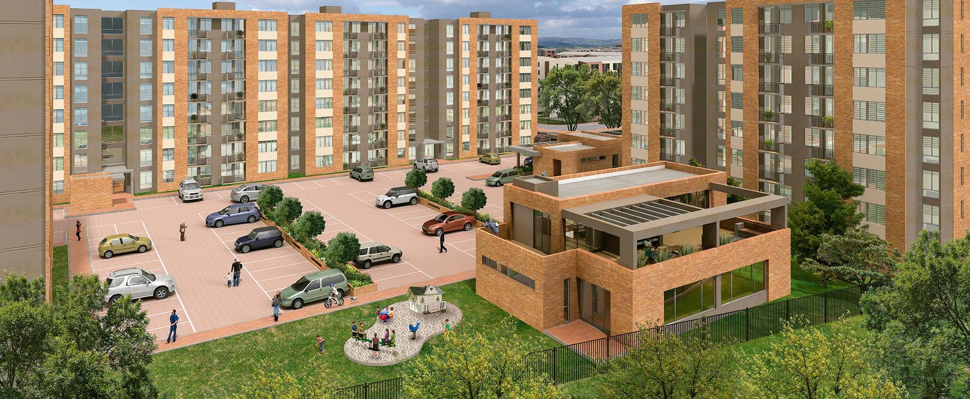 Apartamentos y casas en venta nuevos proyectos de for Proyectos casas nueva