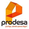 Logotipo Constructora Prodesa