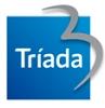 Logotipo Triada