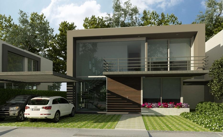 Proyectos de vivienda nueva casa bamb en gran for Proyectos casas nueva