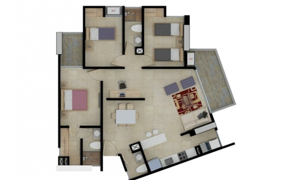BORACAY plano 5
