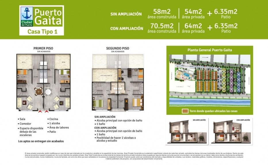 CIUDAD DEL PUERTO-PUERTO GAITA plano 4