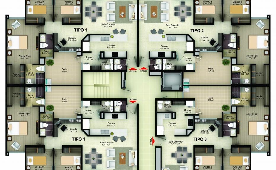 COLINA DEL HATO plano 2