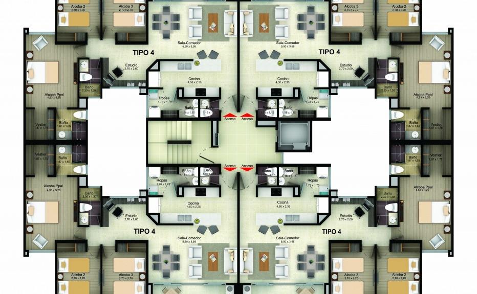 COLINA DEL HATO plano 3