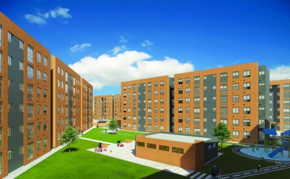 Albahaca ciudad verde apartamento en soacha bogot 60 for Apartamento en arriendo ciudad jardin sur bogota