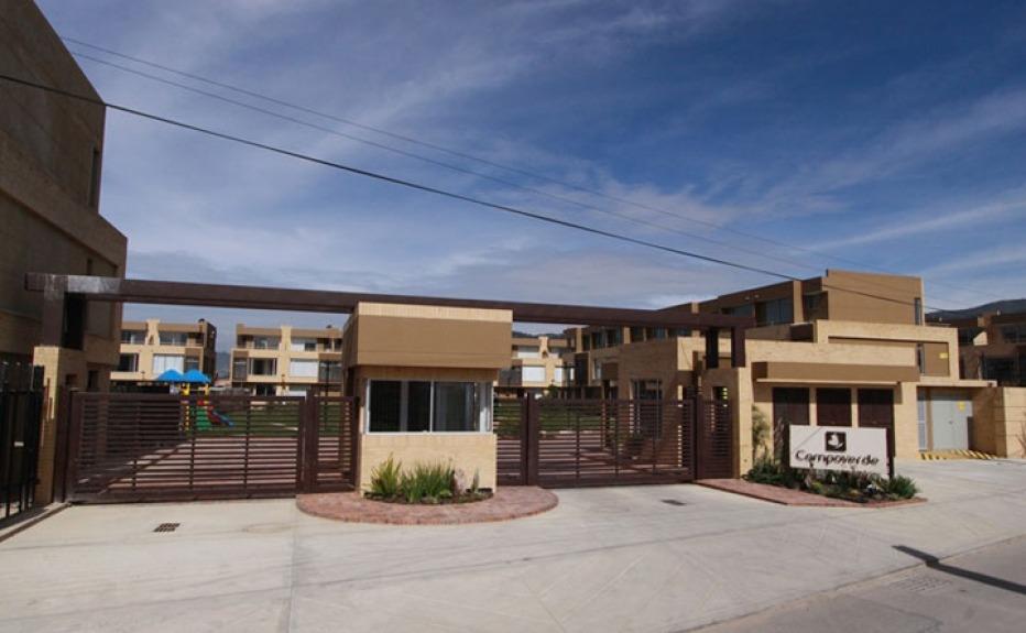 Campoverde casa en vereda el canel n cajic m2 450 000 000 proyectos de - Precio proyecto casa 120 m2 ...