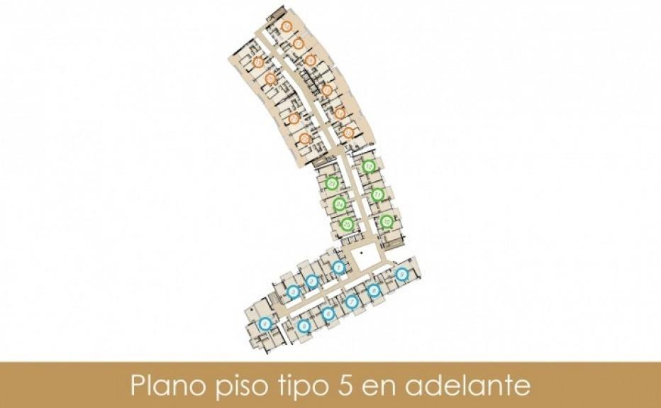 RESERVA DEL MAR plano 2