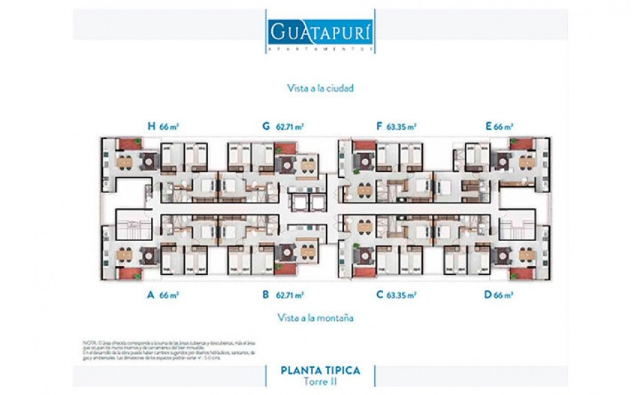 GUATAPURÍ DE LA CUENCA plano 3