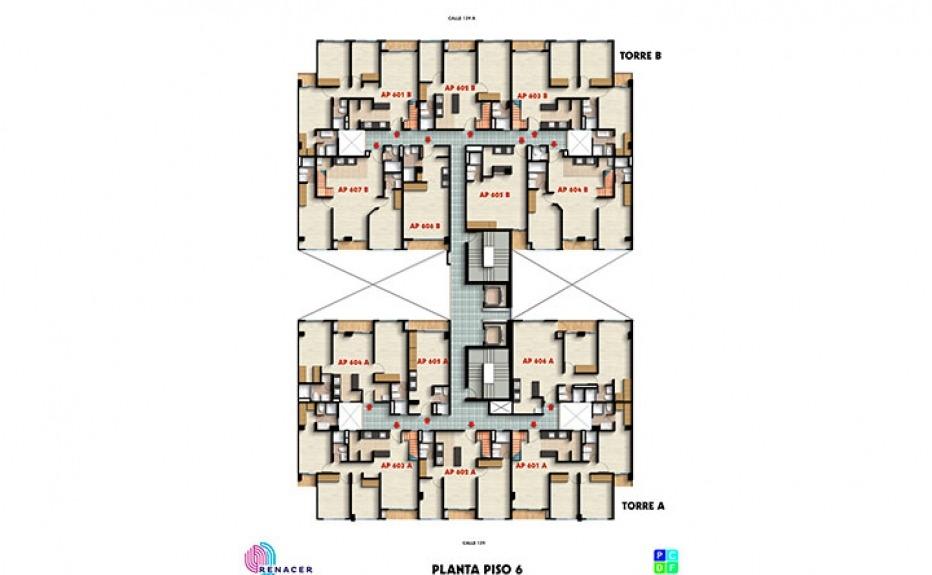 RENACER 129 plano 5
