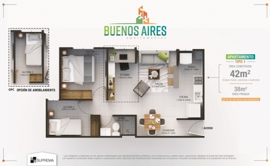 BUENOS AIRES plano 1